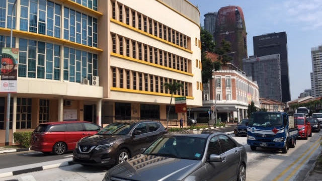 シンガポール交通